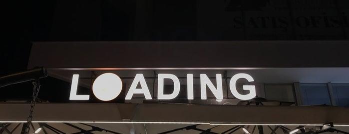 Loading Café is one of MEHMET YUSUF 님이 좋아한 장소.