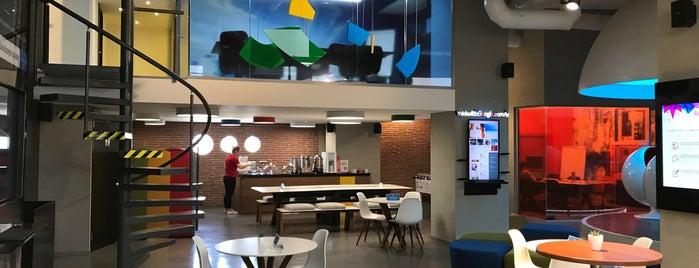 Google Dome is one of Posti che sono piaciuti a MEHMET YUSUF.