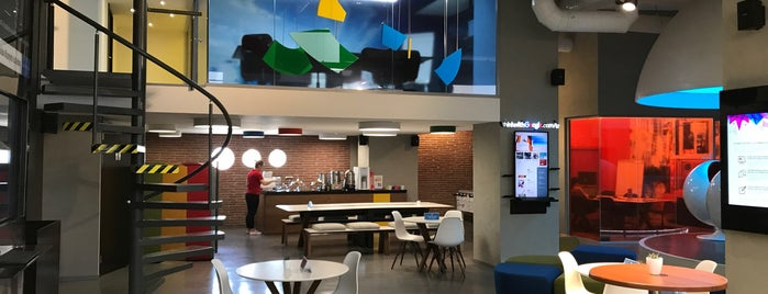 Google Dome is one of MEHMET YUSUF : понравившиеся места.