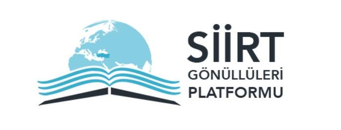 Siirt Gönüllüleri Platformu is one of Posti che sono piaciuti a MEHMET YUSUF.