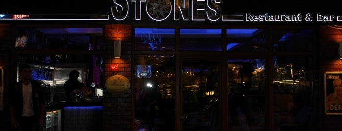 The Stones is one of ● istanbul club and bar ®.