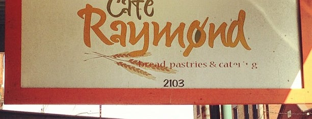 Café Raymond is one of Lieux sauvegardés par Ruben.