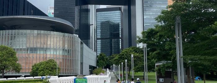Legislative Council Complex is one of Hong Kong.
