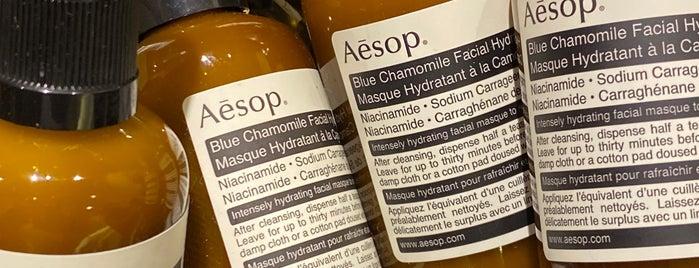 Aesop is one of Locais curtidos por Roy.