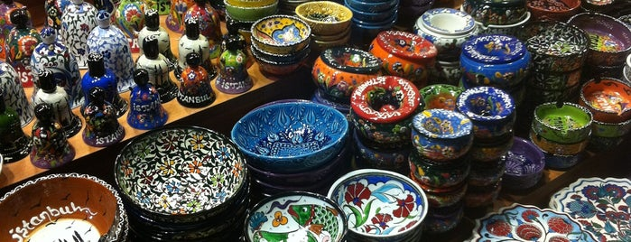 Bazar aux épices is one of Must-Visit ... Istanbul.