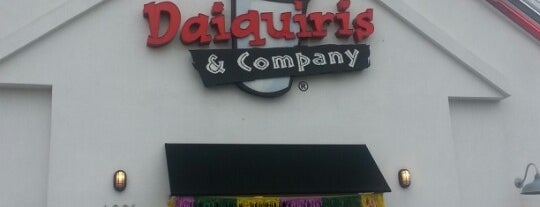 Daiquiris & Company is one of Posti salvati di Adam.