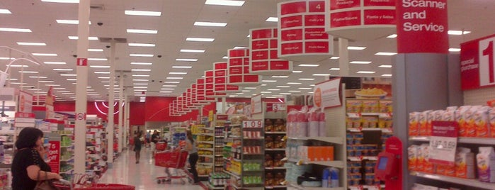 Target is one of Miami.