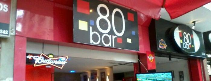 80 Bar is one of Viagem - Belo Horizonte.