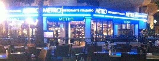 Metro Ristorante Italiano is one of Costa del Sol 🇪🇸.