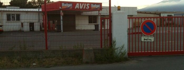 Avis Aéroport d'Ajaccio is one of Denis 님이 좋아한 장소.