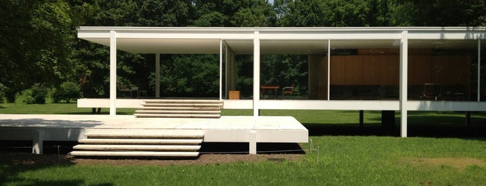 Farnsworth House is one of Architecture.