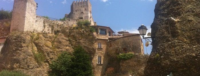 Château Médiéval is one of Roquebrune-Cap-Martin-Menton.
