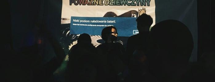 Klub Pogłos is one of Orte, die Kamila gefallen.