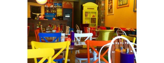 Şima Cafe Restaurant is one of Muzafferさんのお気に入りスポット.