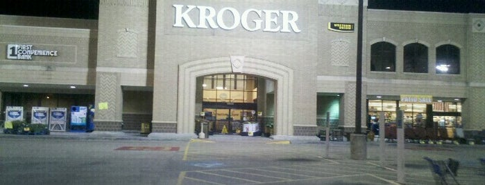 Kroger is one of Locais curtidos por Marcus.