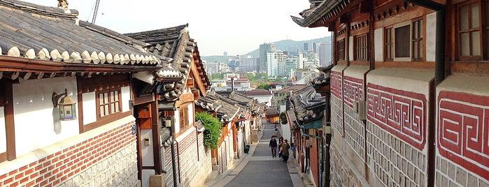 プクチョン・ハノンマウル is one of Seoul.