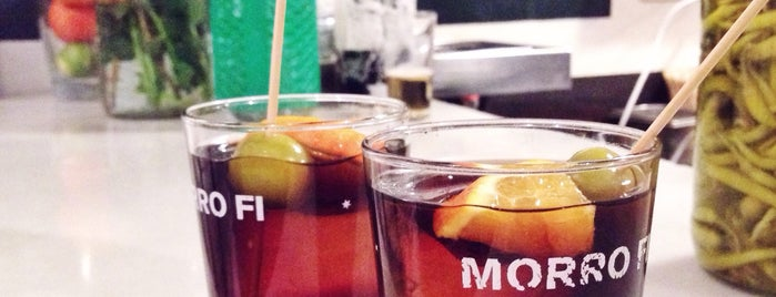 Morro Fi is one of BARCA.