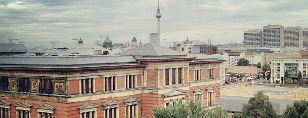 Hotel BelAhr is one of Recommended Hotels & Hostels in Berlin.