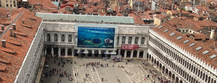 Piazza San Marco is one of When in Venice.