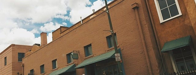 Collected Works Bookstore is one of Santa Fe Meow Wolves.