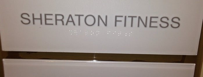 Sheraton Fitness is one of Indiana.