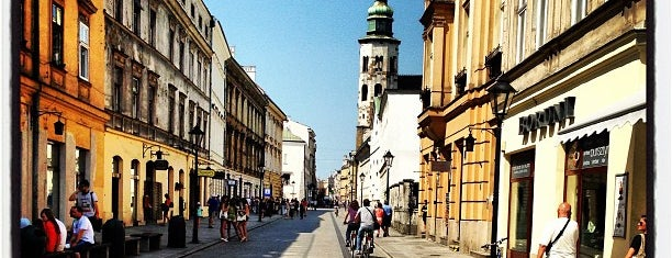 Ulica Grodzka is one of Krakow.