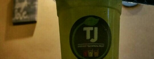 TJ Brewed Tea and Real Fruit is one of Tea.