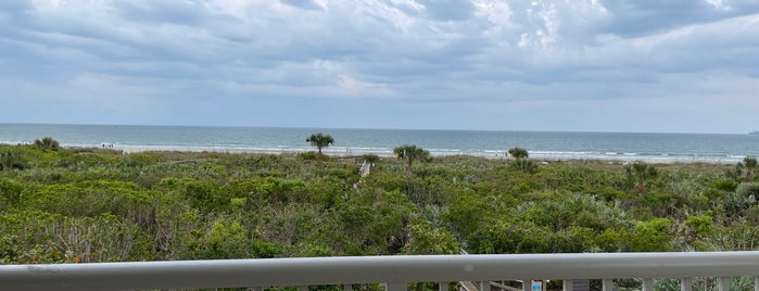 Holiday Inn Club Vacations Cape Canaveral Beach Resort is one of Discover Florida's Space Coast.