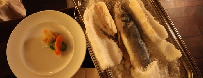 Ristorante Belle Parti is one of Magaさんのお気に入りスポット.