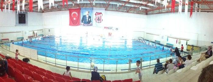 Burhanfelek Kapalı Yuzme Havuzu is one of SÜRÜCÜ KURSU http://www.ozsagyildirim.com/.