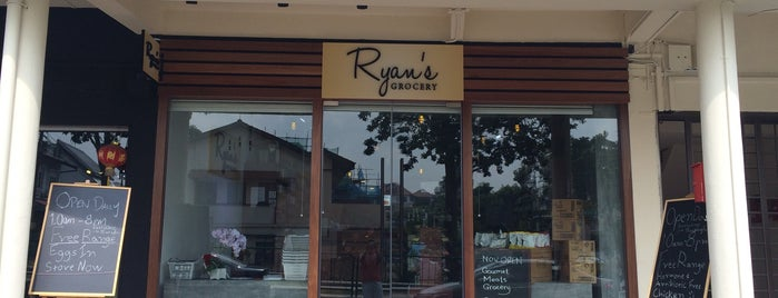 Ryan's Grocery is one of SG.