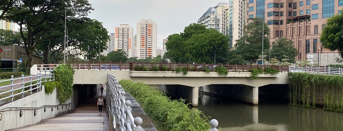 """Kim Seng Bridge is one of TPD """"The Perfect Day"""" Singapore (1x0)."""