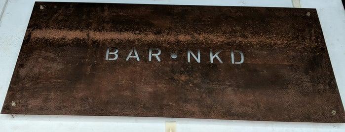 Bar NKD is one of Locais curtidos por Bridget.
