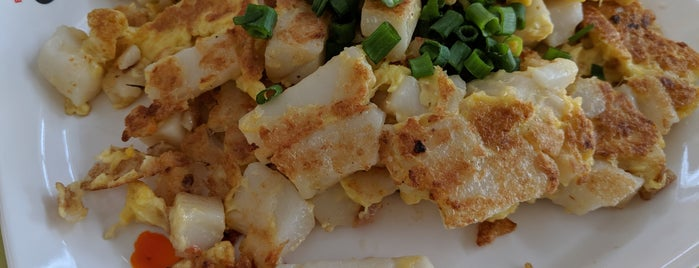 Bedok 85 Fried Oyster Omelette is one of Singapore.