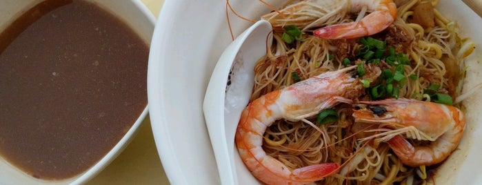 Prawn & Mee is one of Hawker Stalls I Wanna Try... (3).