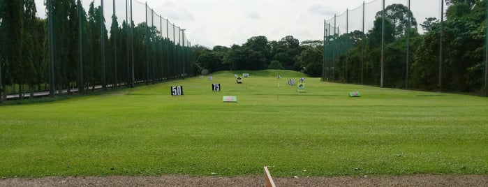 Executive Golf Course Driving Range is one of Batam Bagus ♥.