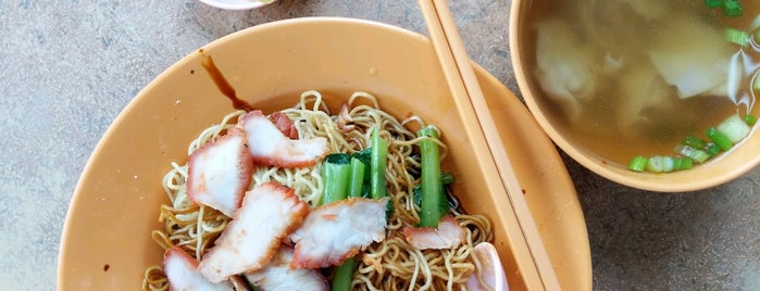 Keng Wah Sung Cafe is one of Singapore Hipster Eats.