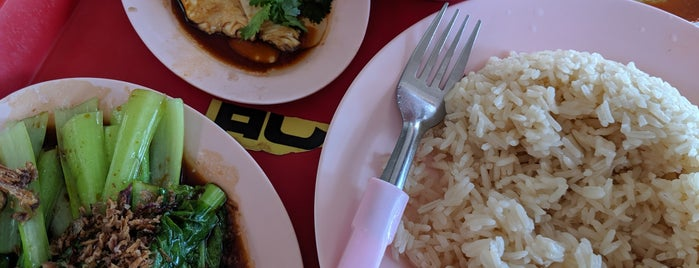 Ji De Lai Chicken Rice is one of Hawker Stalls I Wanna Try... (3).