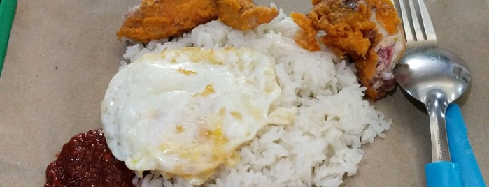 Tree Coconut Nasi Lemak is one of Hawker Stalls I Wanna Try... (3).