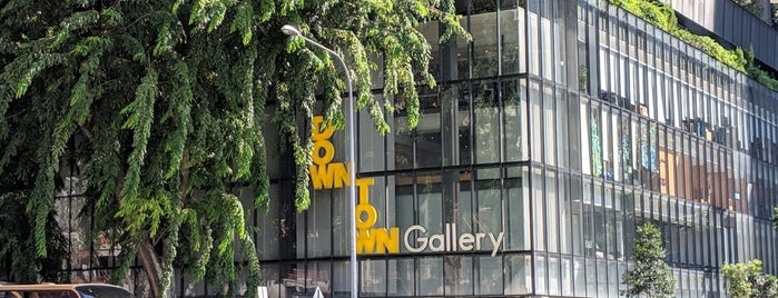 Downtown Gallery is one of Singapore 🇸🇬.