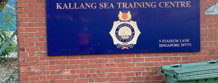 Kallang Sea Training Center is one of Singapore.