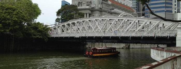Anderson Bridge is one of シンガポール/Singapore.