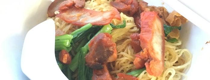 Tanjong Rhu Wanton Noodles is one of Orte, die Freddie gefallen.