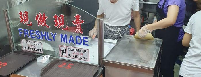 Hong Kong Style Chee Cheong Fun is one of Orte, die Ian gefallen.