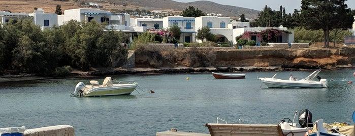 Drios Beach is one of Orte, die Vangelis gefallen.