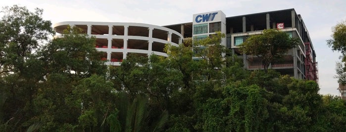 CWT Logistics Pte Ltd is one of happy place.