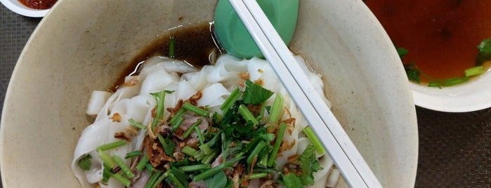 Seng Heng Braised Duck is one of Micheenli Guide: Best of Singapore Hawker Food.
