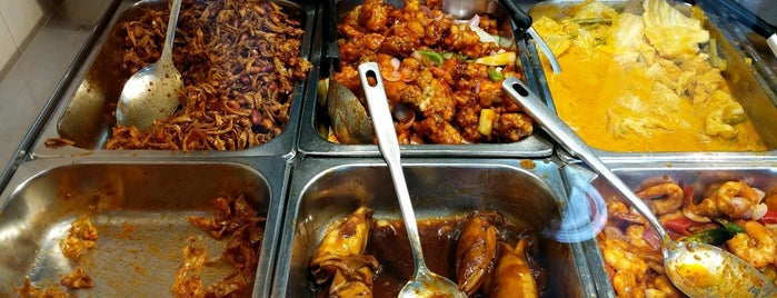 Ocean Curry Fish Head 海洋咖喱鱼头 is one of Micheenli Guide: Popular Economy Rice In Singapore.