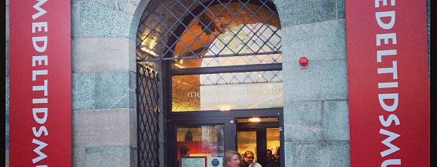 Medeltidsmuseet   Museum of Medieval Stockholm is one of Stockholm.