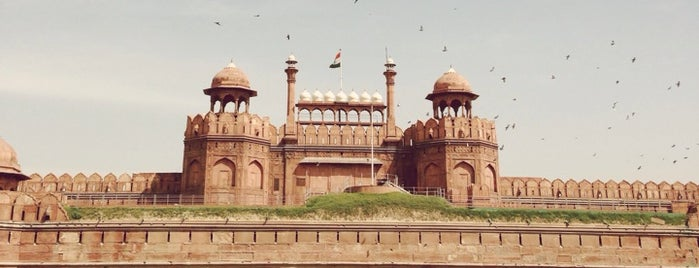 Red Fort | Lal Qila | लाल क़िला | لال قلعہ is one of Incredible India.